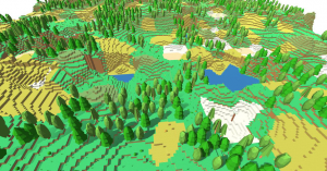 Procedural Land Generation by Andreas Sepp