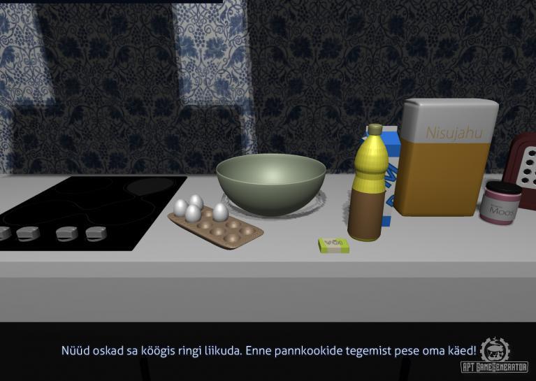 CookingSim