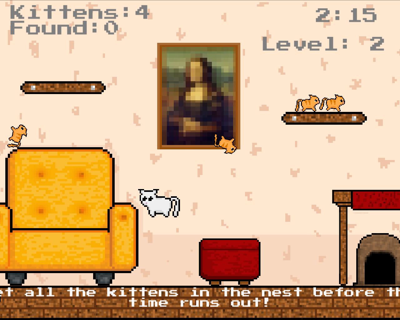 LD40 - Catdventure